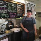 """What I love about Watchet"" - Sam, Sam's Deli"